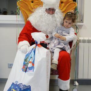 Iznajmljivanje Deda Mraza